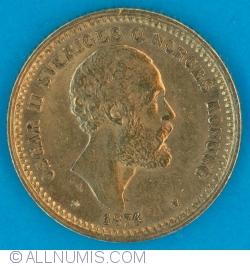 10 Kronor 1874