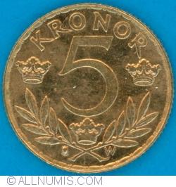 5 Kronor 1920