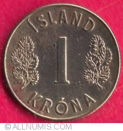 Image #2 of 1 Krona 1971