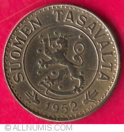 10 Markaa 1952
