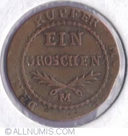 Image #2 of 1 Groschen 1812