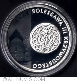 Imaginea #2 a 10 złotych 2014 - Denarius of King Boleslaw III
