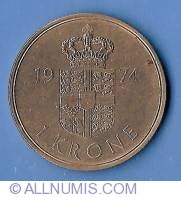 Image #2 of 1 Krone 1974