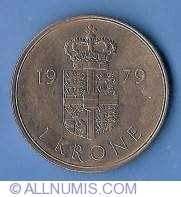Image #2 of 1 Krone 1979