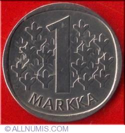 Image #2 of 1 Markka 1986