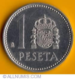 Image #1 of 1 Peseta 1986