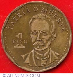 Imaginea #2 a 1 Peso 1992