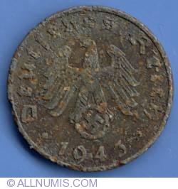 Image #2 of 1 Reichspfennig 1943 B
