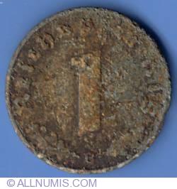 Image #1 of 1 Reichspfennig 1943 B