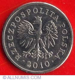 Image #1 of 1 Zloty 2010
