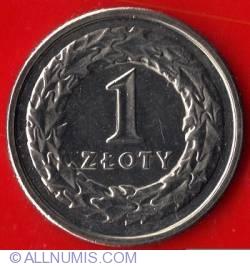 Image #2 of 1 Zloty 2010