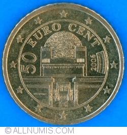 Imaginea #1 a 50 Euro Centi 2006 Austria