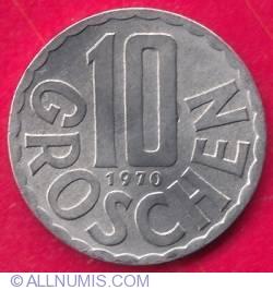 10 Groschen 1970