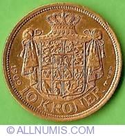 Imaginea #2 a 10 Kroner 1909