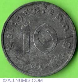 Image #1 of 10 Reichspfennig 1943 A