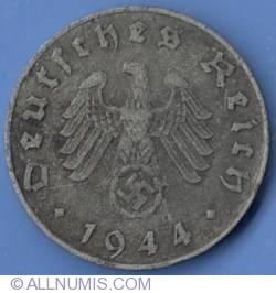 Image #2 of 10 Reichspfennig 1944 E