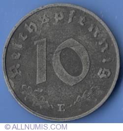 Image #1 of 10 Reichspfennig 1944 E