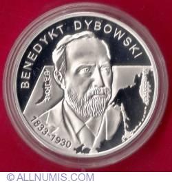 Image #2 of 10 Zlotych 2010 - Benedykt Dybowski