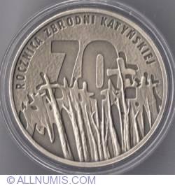 Image #2 of 10 Zlotych 2010 - Katyn massacre