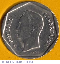 Imaginea #2 a 100 Bolivares 1999