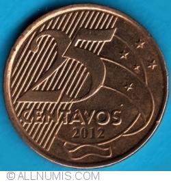Imaginea #2 a 25 Centavos 2012