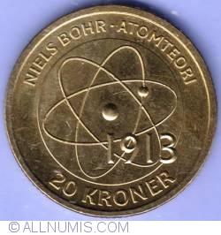 Image #2 of 20 Kroner 2013  - Niels Bohr
