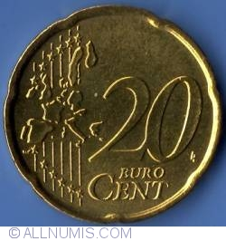 Image #2 of 20 Euro Cents 2005