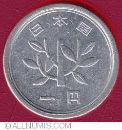 Image #1 of 1 Yen 1978 (year 53)