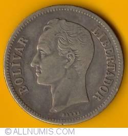 Image #2 of 2 Bolivares 1935