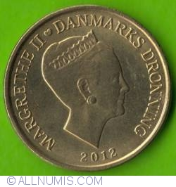 Image #1 of 20 Kroner 2012 - Kong Frederik IX
