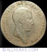 Image #1 of 1/6 Thaler 1813 A