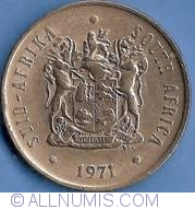 Image #1 of 20 Cents 1971