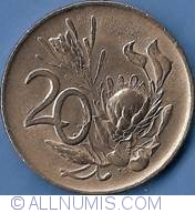 Image #2 of 20 Cents 1971