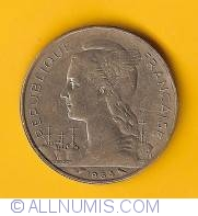 50 Francs 1964