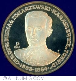 """200 000 Złotych 1991 - Gen. Tokarzewski-Karaszewicy """"Torwid"""""""