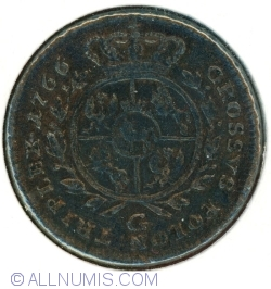 3 Grosze 1766 (Small head)