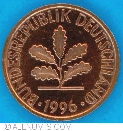 1 Pfennig 1996 A