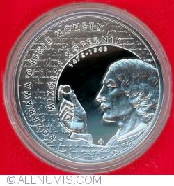 Image #2 of 10 Złotych 2017 - Mikołaj Kopernik (Nicolaus Copernicus)
