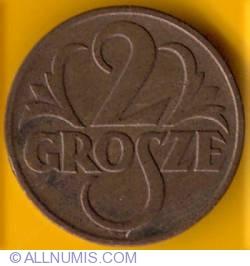 Imaginea #2 a 2 Grosze 1934