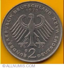 Image #1 of 2 Mark 1979 D - Kurt Schumacher