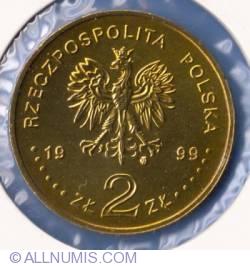 Imaginea #1 a 2 Zlote 1999 - 150 de ani de la moartea lui Juliusz Słowacki