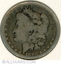 Image #1 of Morgan Dollar 1880