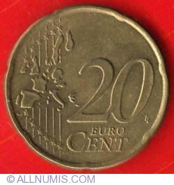 Imaginea #1 a 20 Euro Cent 2002 (E)