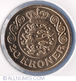 Image #2 of 20 Kroner 2013