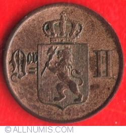 Image #1 of 1 Øre 1878