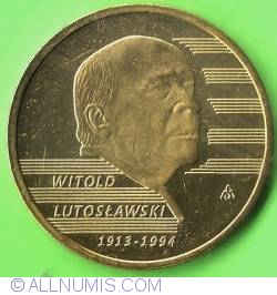 Image #2 of 2 złote 2013 - Witold Lutosławski
