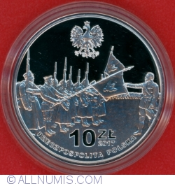 Image #1 of 10 Złotych 2017 - 100th Anniversary of the Polish National Committee