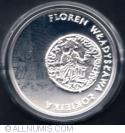 Image #2 of 20 Złotych - Florin of Ladislas the Elbow -high  2014
