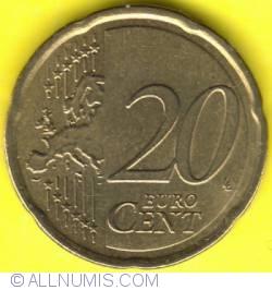 20 Euro Cent 2010