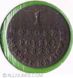 Imaginea #2 a 1 Grosz 1823